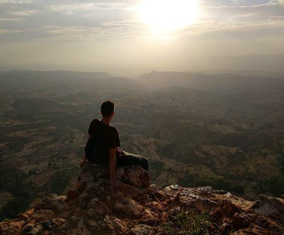 Ethiopia Community Trekking