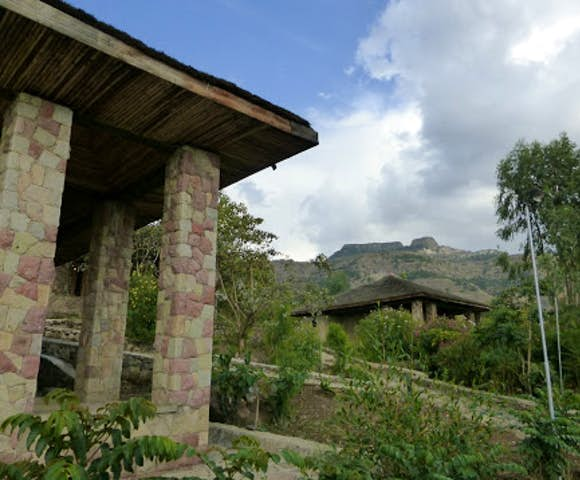 Mezena Lodge Lalibela