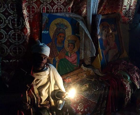 Asheton Maryam Monastery Lalibela