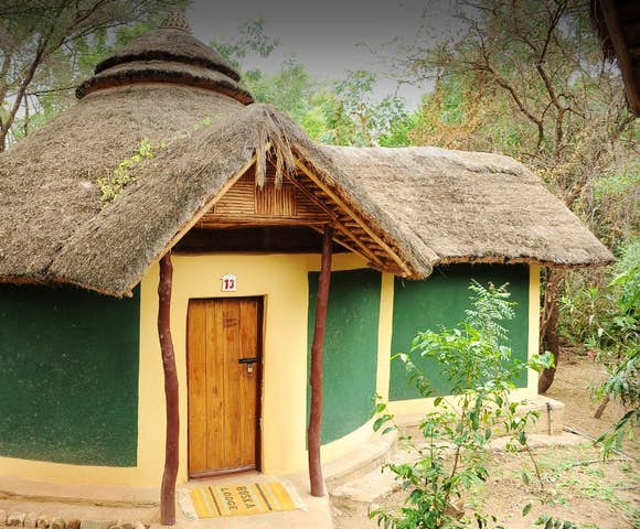 Accommodation in the Omo Valley