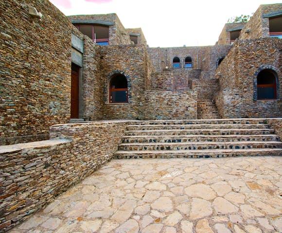 Compound at Gondar Hills Resort